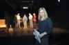 Anna Senechal Johnson of Cadence Theatre Company.