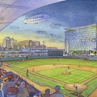Architecture Review: The Shockoe Ballpark Plan
