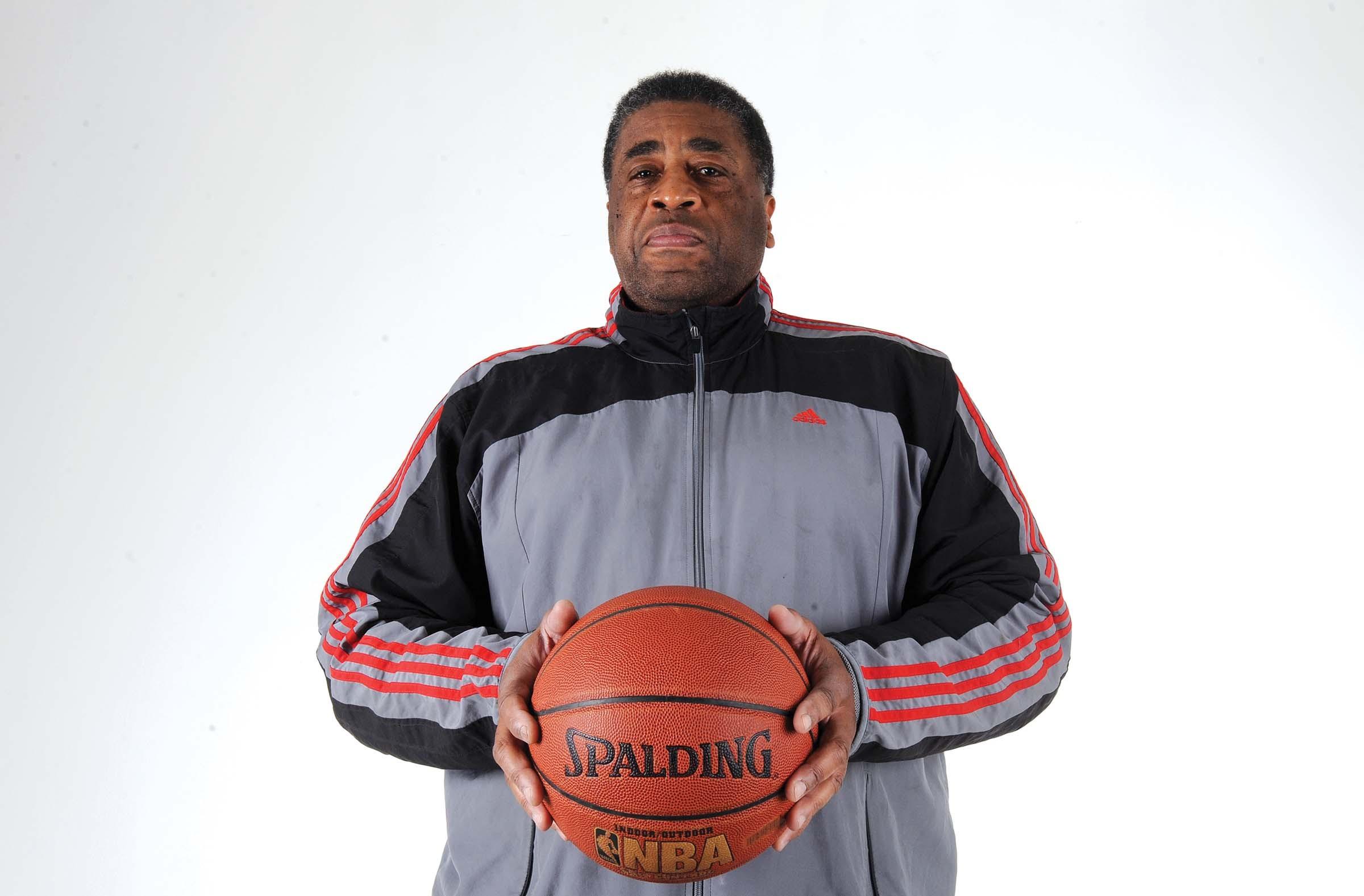 Aron Stewart is still upset that the University of Richmond hasn't officially retired his basketball jersey, No.30. - SCOTT ELMQUIST