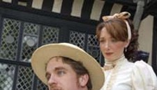 """As You Like It"" at Agecroft Hall"