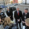 Justin French Pleads Guilty, but Probe Continues