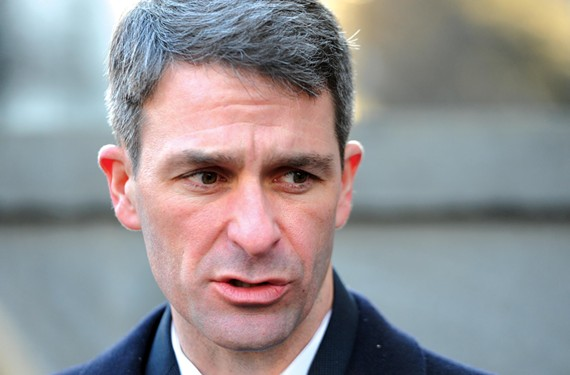 Attorney General Ken Cuccinelli's new book will be available Feb. 12.