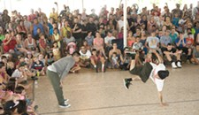B-Boy Throwdown