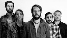 Band of Horses at the National