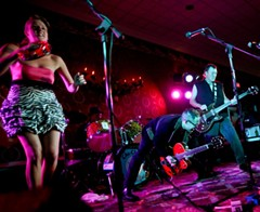 Based in Richmond, Virginia, Cha-Cha's Cadillac plays all around the area bringing songs from Elvis, Chuck Berry, Buddy Holly, Johnny Cash, Hank Williams, Jerry Lee Lewis, Eddie Cochran, The Stray Cats, The Clash and many others.