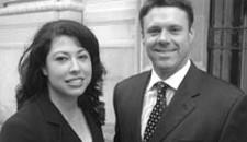 Bea Gonzalez McDougle, 30 and Delegate Ryan T. McDougle, 32