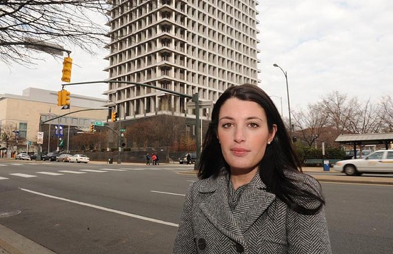 Because former City Council liaison Jennifer Walle didn't file a written complaint, the city says it couldn't initiate an investigation into her sexual harassment claims. - SCOTT ELMQUIST/FILE