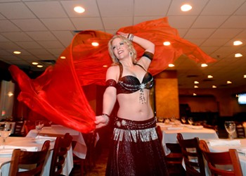 Belly-Dancing Dinners
