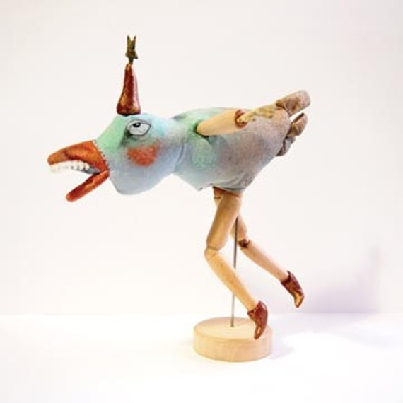 """Birdity"" by Vicki Bruner"