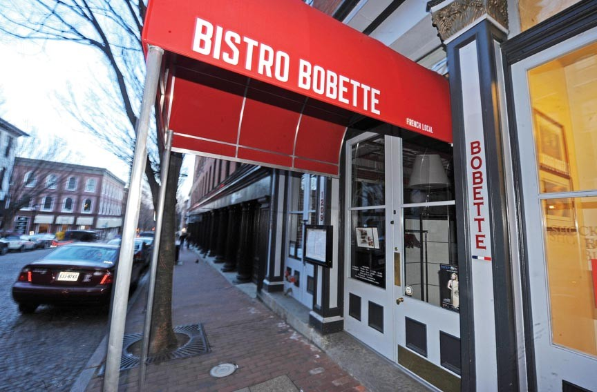 Bistro Bobette is a fine-dining star, and also has a more affordable bar food menu that shows off the kitchen's skill. - SCOTT ELMQUIST