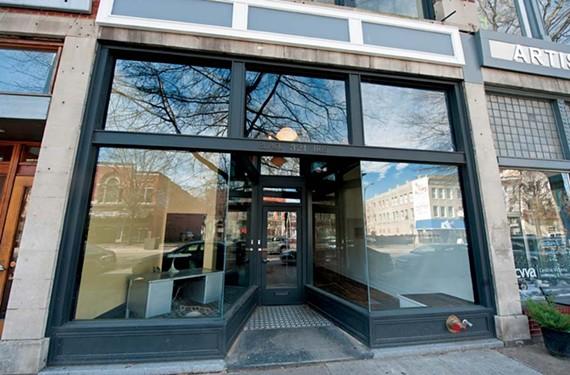 Black Iris Studio on Broad Street
