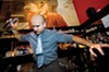 Bobby Kruger, shown in action at Fanhouse before it closed, is tackling new bartending territory in New York.