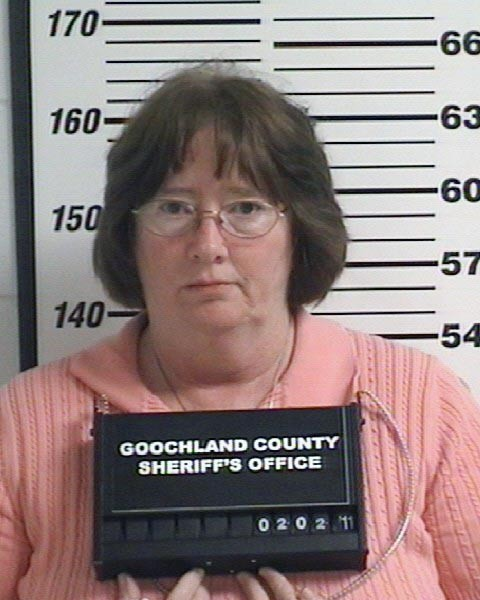 Brenda S. Grubbs. - GOOCHLAND COUNTY SHERIFF'S OFFICE