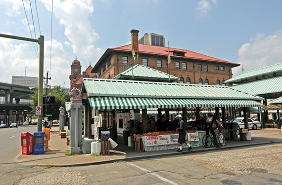Business at the 17th Street Farmers' Market has been declining steadily. Now, some community activists want an overhaul. - SCOTT ELMQUIST