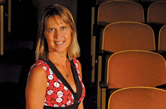 Carol Piersol, the ousted director of the Firehouse Theatre Project, is expected to meet with the board of directors about a possible resolution over the holidays. - SCOTT ELMQUIST