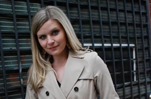 Catie Beck - THOMAS MESSERVY/CBS 6