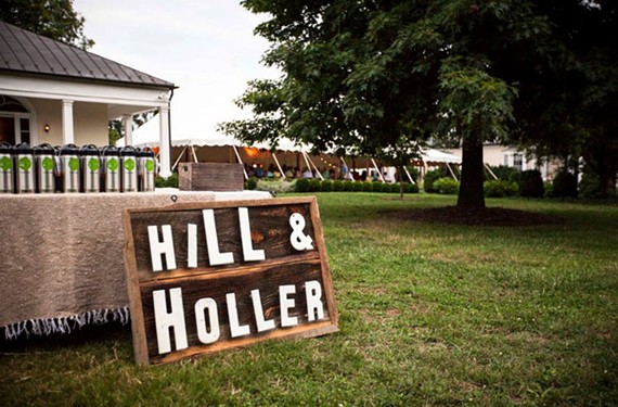 Charlottesville's Hill & Holler comes to Church Hill in November.