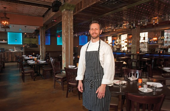 Chef Josh Loeb is reworking the menu and service standards at Casa del Barco on the Canal Walk. He brings fine dining experience to the more casual Latin-foods restaurant and tequileria.