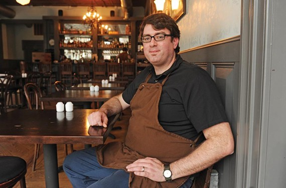 Chef Lee Gregory, a South Carolina native, brings the best of new and classic traditions to the Roosevelt kitchen.