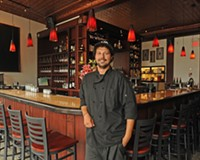 Chef Ryan Baldwin shows off the Viceroy, newly open in the Museum District with an ambitious menu and a comfortable vibe.