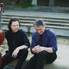 Christopher O'Riley and Matt Haimovitz at the Modlin Center