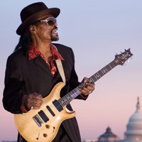 Chuck Brown at Fridays at Sunset