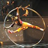 Cirque Eloize at the Modlin Center