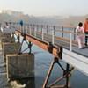 City Has $200,000 for Riverfront Art, Wants Proposals