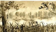 Civil War Drawings at VMFA and UR