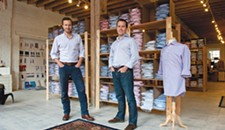 Five Business Tips From the Guys at Ledbury