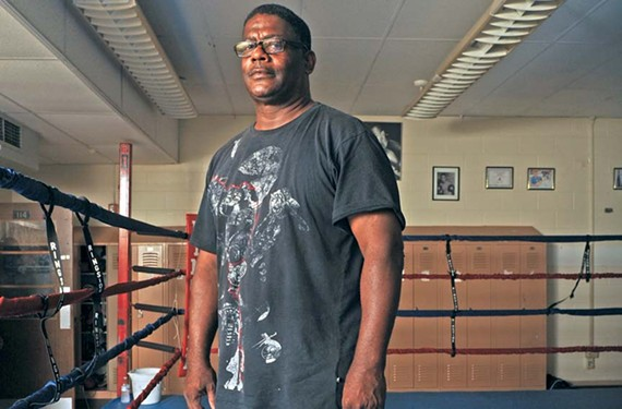 Coach Jerry Royster has been teaching boxing to inner-city youth for 36 years. Next week he'll take his latest group of champions to a tournament in Doraville, Ga. - SCOTT ELMQUIST