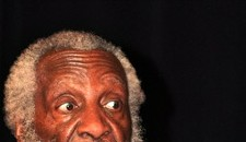 Dick Gregory in Black and White