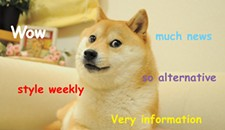 Competitor for Bike Trail Money Colludes with Doge Meme