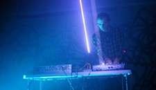 Container, Timeghost, Mutwawa and Flesh Control at Sediment Arts