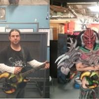 Gwar guitarist found dead