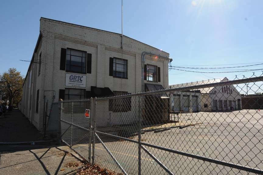 Councilman Bruce Tyler is pushing the city to put the $2 million set aside for buying the GRTC bus shed into the general fund. - SCOTT ELMQUIST/FILE