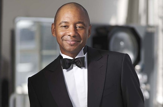 Crossover jazz saxophonist Branford Marsalis once jammed with Bruce Hornsby on the Flood Zone stage. His quartet returns to UR on Friday. - PALMA KOLANSKY