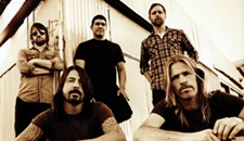 Crowdfunding Effort Under Way for Foo Fighters Show