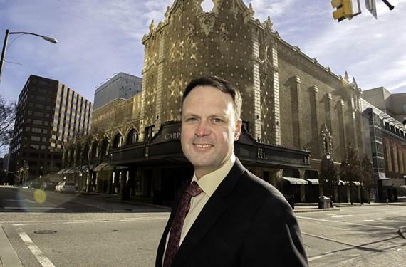 CultureWork's new president, Scott Garka.