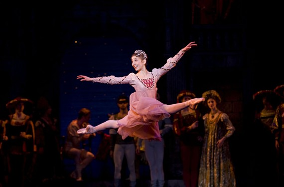 Dancer Shir Lanyi, 28, will perform her last concert with the Richmond Ballet at the company's highly anticipated upcoming concerts in China. She then plans to begin an ambitious new career as an orthopedic surgeon.