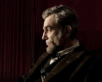 Daniel Day-Lewis is Lincoln.
