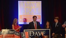Dave Brat Celebrates Two Victories