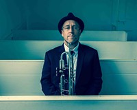 Dave Douglas at the Sonia Vlahcevic Concert Hall