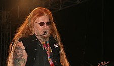 David Allan Coe at the Hat Factory