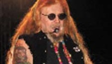 David Allen Coe at Toad's Place