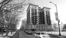 Delegate Reconsiders Hotel Demolition