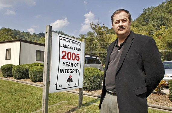 Donald L. Blankenship, indicted on criminal charges last week, ran the then Richmond-based Massey Energy for more than a decade.