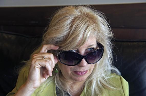 Donna Parker today. - SCOTT ELMQUIST