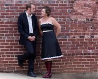 Doug and Telisha Williams at Ashland Coffee and Tea