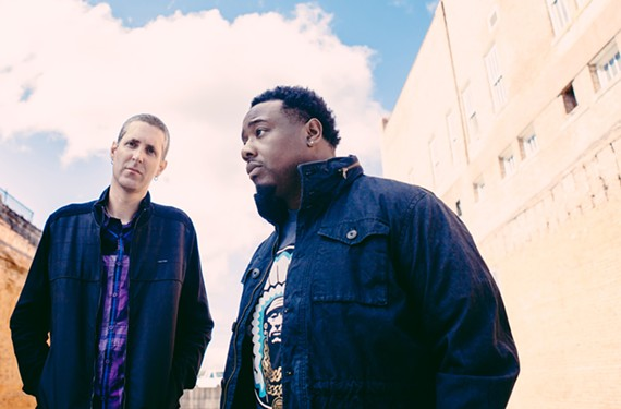 Dutch producer Nicolay and rapper and singer Phonte, formerly of the rap group Little Brother, bring their acclaimed indie neo soul from Raleigh, N.C. for a return appearance in Richmond, this time at the Canal Club.